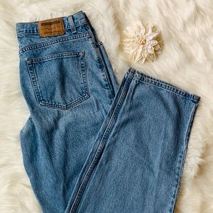 Men's Eddie Bauer Relaxed Fit Jeans 33x34